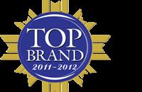Top Brand 2011 dan 2012