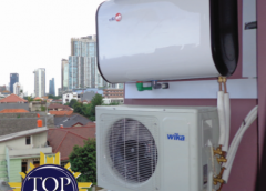 WIKA Aircon Water Heater (AWH)